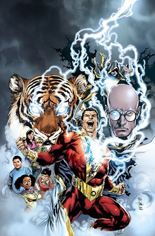 Warner Bros Confirm DC Movie Slate For Next 6 Years image Justice League 0 Shazam Alt Cover