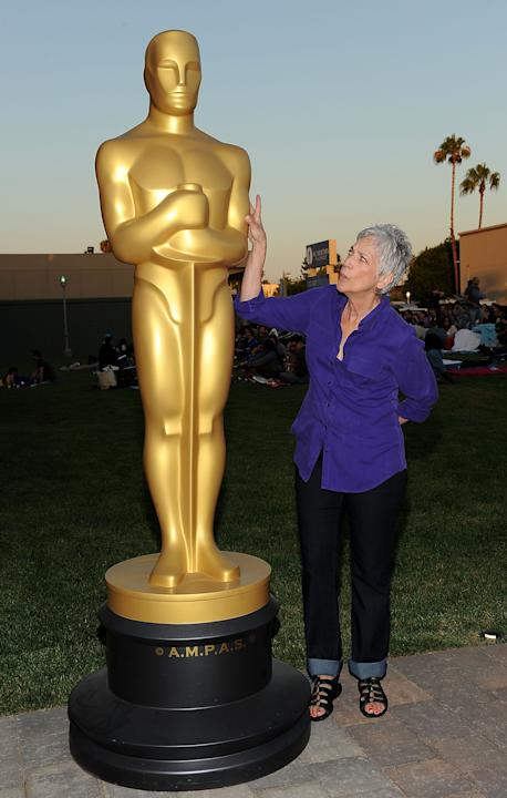 """The Academy Of Motion Picture Arts And Sciences' Oscars Outdoors Screening Of """"Karate Kid"""""""