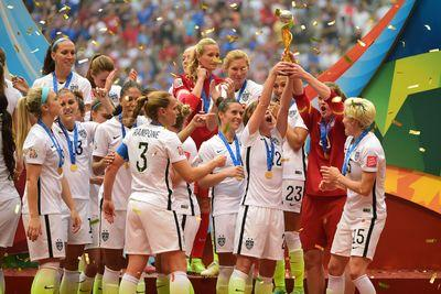 Backheel Breakfast: The USWNT are Women's World Cup champions