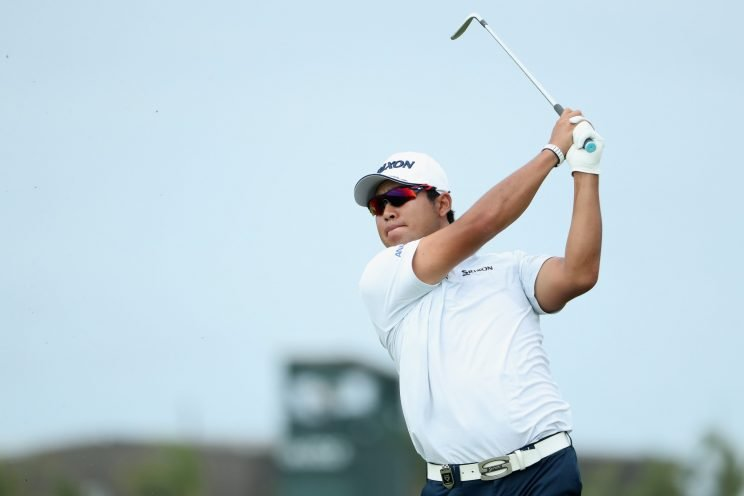 Hideki Matsuyama is coming into his own. (Getty Images)