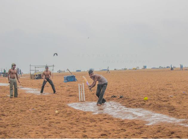 7 - Rain or Storm!!!! We love cricket!!!!!!! - marina beach,chennaisenthil kumar -https://www.flickr.com/photos/senthil_chitti