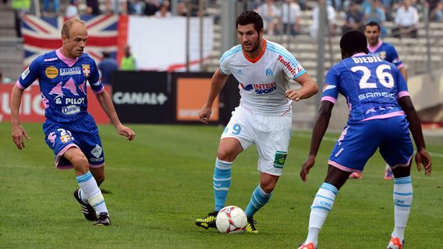 Marseille win to record best start in 50 years