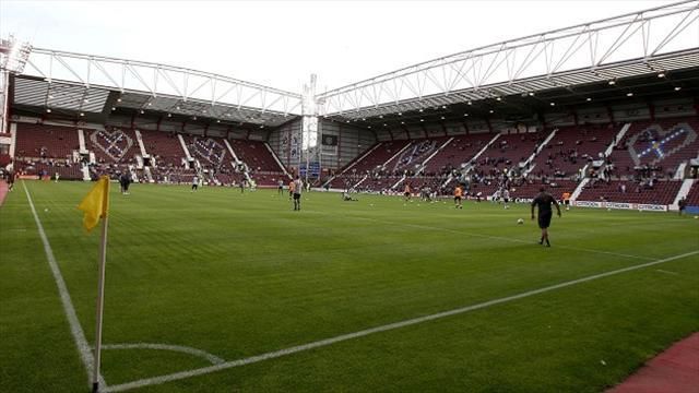 Scottish Football - Hearts calm insolvency fears