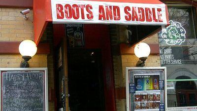 Iconic Drag Bar Boots & Saddle Almost Ready to Reopen in Actors Playhouse