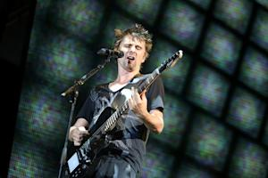 Muse Singer Matt Bellamy: Live DVD Completes an 'Upside-Down Journey'