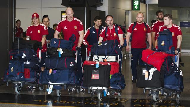 Rugby - Lions eye path to glory Down Under