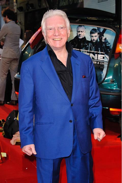Alan Ford The Sweeney UK film premiere held at the Vue cinema - arrivals. London, England - 03.09.12 Credit: (Mandatory): WENN.com