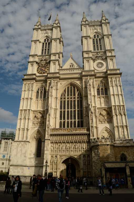 Travel Europe Churches Westminster Abbey