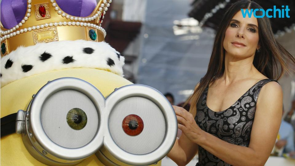 Sandra Bullock's Best Roles: From Speed to Minions