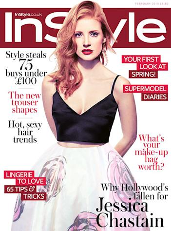 Jessica Chastain: I Will Never Date Another Actor