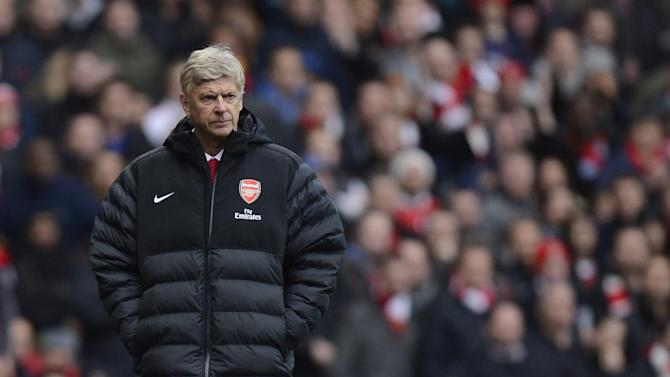 Arsene Wenger insists Arsenal will not be motivated by vengeance when they visit Old Trafford
