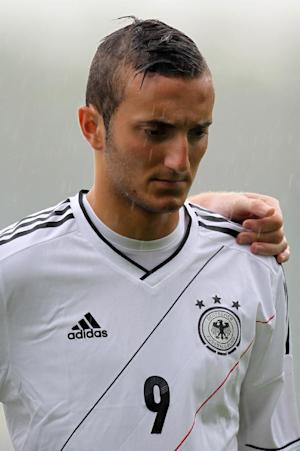 German forward Samed Yesil is set to get his chance in the Liverpool first team
