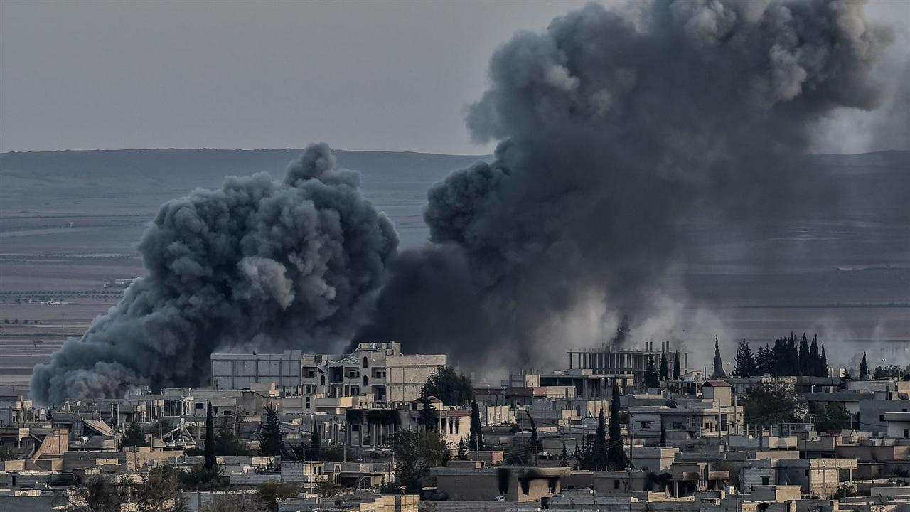 Airstrikes Have Killed About 6,000 Militants