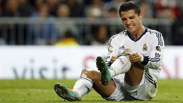 Liga - Injuries hit Madrid ahead of Dortmund clash