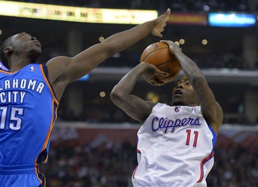 Thunder beat Clippers 109-97 to extend West lead