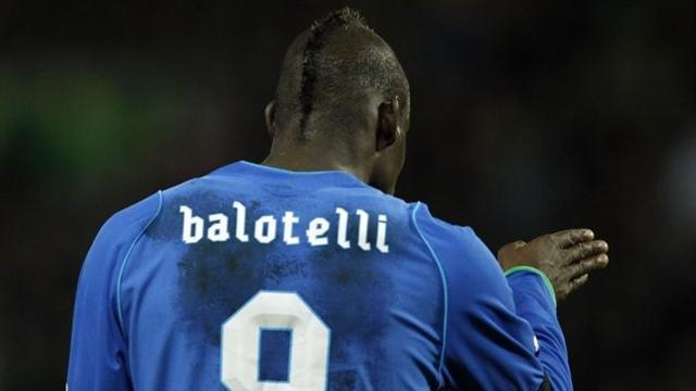 Confederations Cup - Balotelli to miss semi-final clash with Spain