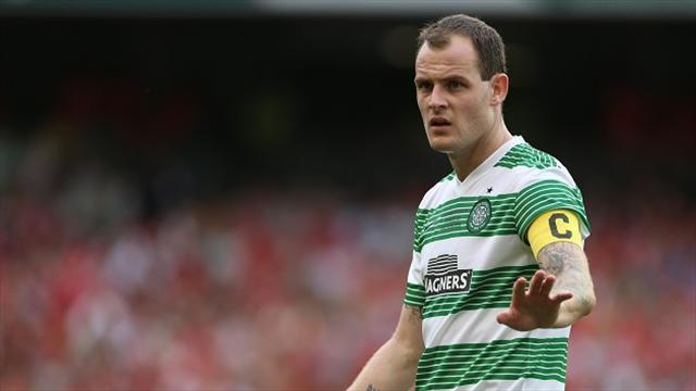Scottish Premiership - Stokes strikes late to seal Celtic win