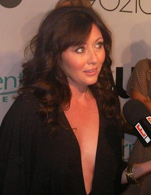 Shannen Doherty on Dancing with the Stars