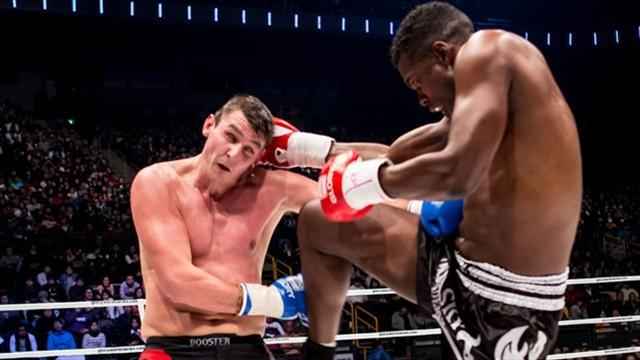Mixed Martial Arts - Glory 5: Spong v Bonjasky Main Event Preview