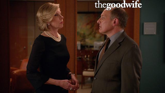 The Good Wife - Fasten Your Seat Belts