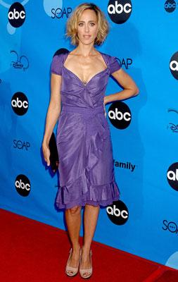 Kim Raver ABC All Star Party 2006 Pasadena, CA - 7/19/2006