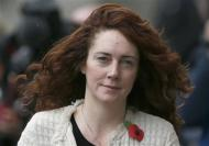 Former News International chief executive Rebekah Brooks arrives at the Old Bailey courthouse in London November 5, 2013. REUTERS/Stefan Wermuth