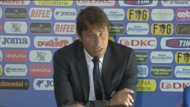 Conte eyes 'historic' Serie A title