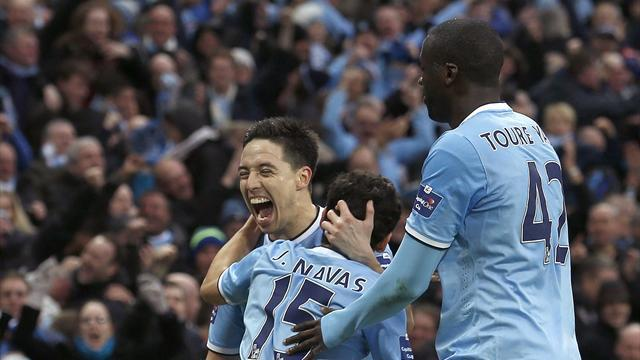 Premier League - Manchester City v Fulham: LIVE