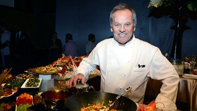 Governor's Ball Menu 2013: Stars to Dine on Kobe Burgers and Vegan Pizza