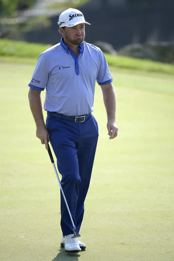 Graeme McDowell withdraws from Texas Open with injury