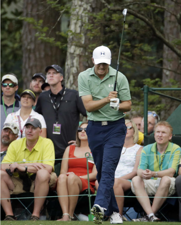 Spieth ready for more after Masters success
