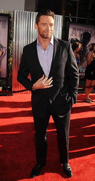 Look sharp and suave like Hugh Jackman with these great fashion tips.