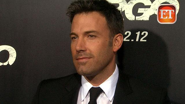 Affleck Reveals Reluctance to Take On Batman