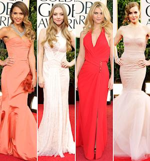 Enter to Win a Golden Globes Dress!