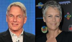 Mark Harmon, Jamie Lee Curtis -- Getty Images