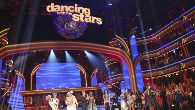 """The cast of """"Dancing With the Stars"""" (5/13/13)"""
