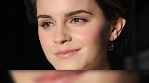 Emma Watson's Number One Beauty Rule