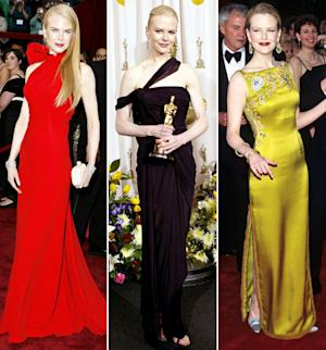 What Was Nicole Kidman's Best Oscar Dress?