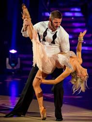Ben Cohen gave his best performance yet on Strictly Come Dancing