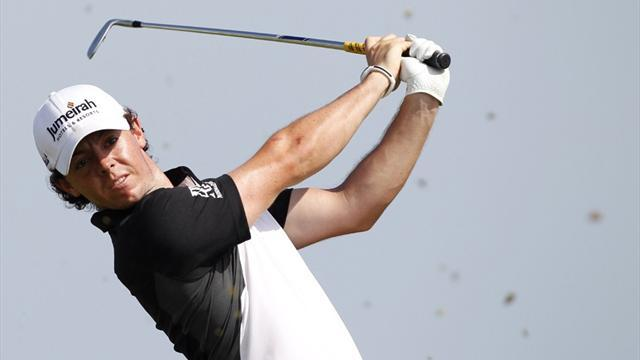 Golf - McIlroy: Changing clubs will not affect my game