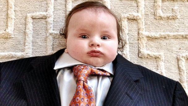 Babies in Business Suits? Sure, Why Not.