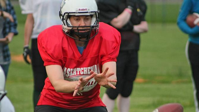 Former Saskatoon QB Candace Bloomquist expects female coaches in CFL
