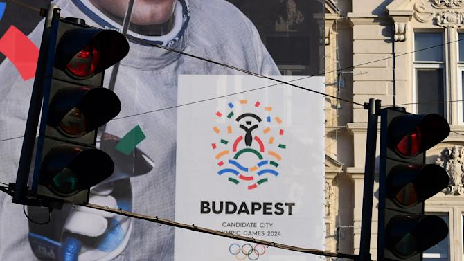 Budapest to Withdraw From 2024 Olympics Bidding, Leaving Los Angeles and Paris