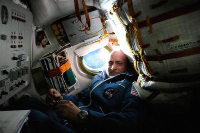 No NASA astronaut has ever spent a year in space. Here's how Scott Kelly is preparing.