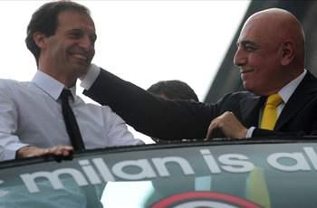 Galliani: Napoli draw was AC Milan's best performance this season