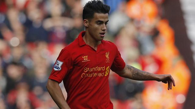 Premier League - Liverpool's Suso fined for Twitter comment