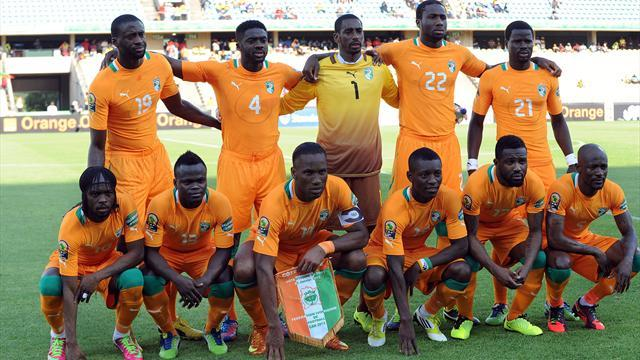 African Cup of Nations - Behind the scenes with the Ivory Coast