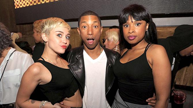 Pharrell Williams Birthday Private Dinner at Arkadia & LIV at Fontainebleau
