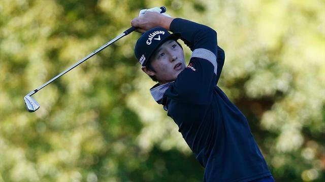 Golf - New Zealander Lee in four-way tie for Tampa lead