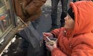 Russia: Homeless Battling Brutal Cold Spring